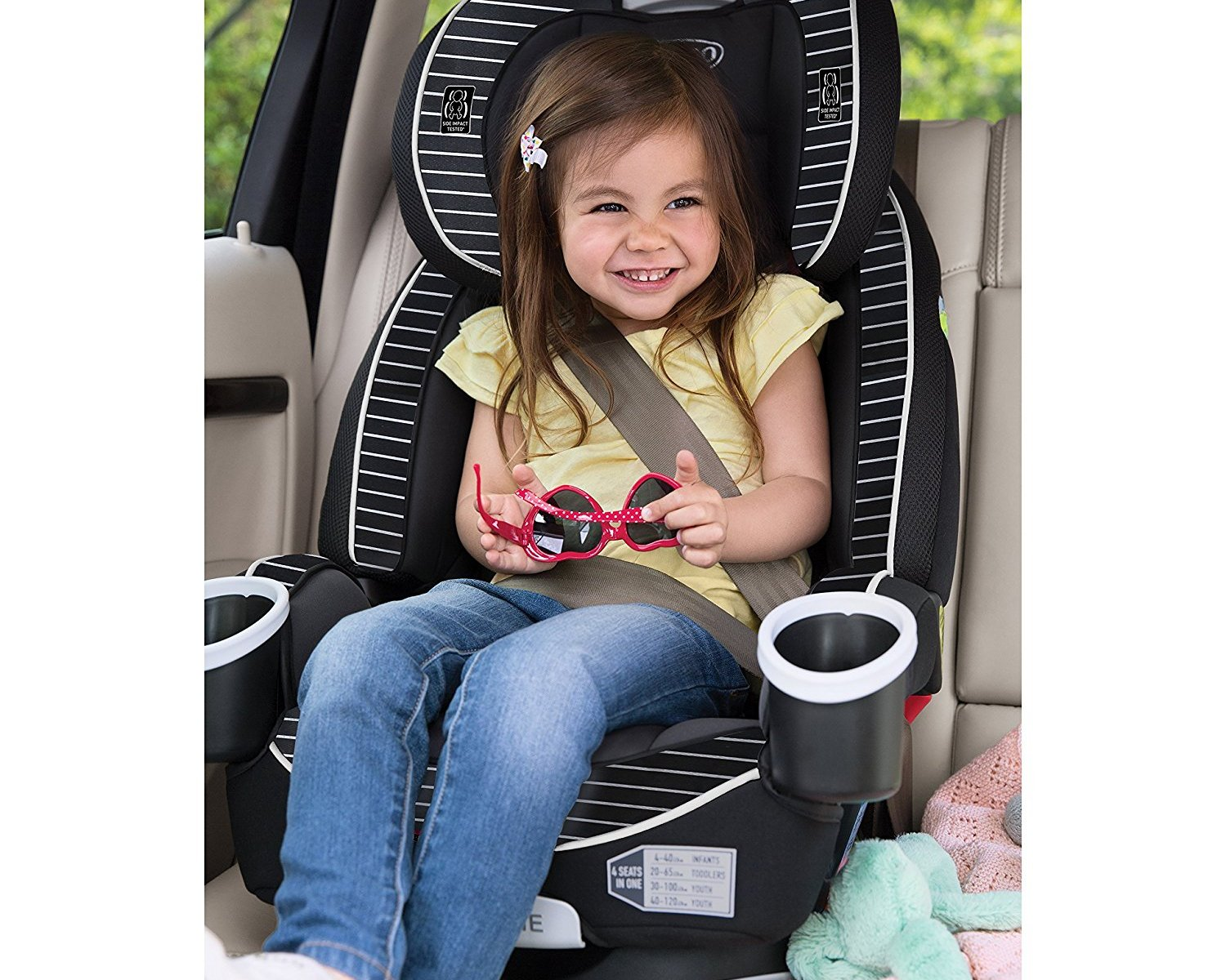 Safety Rated Car Seats